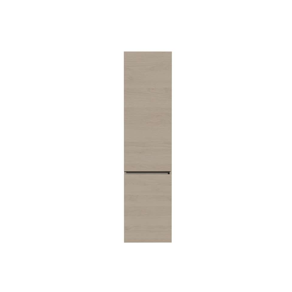 81006102 hoge kolomkast Loft  naturel eik  40x160x35 cm