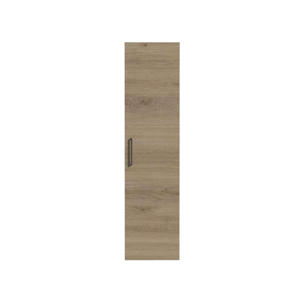 Tiger hoge kolomkast Studio - chalet eik - 40x160x35 cm - Leen Bakker