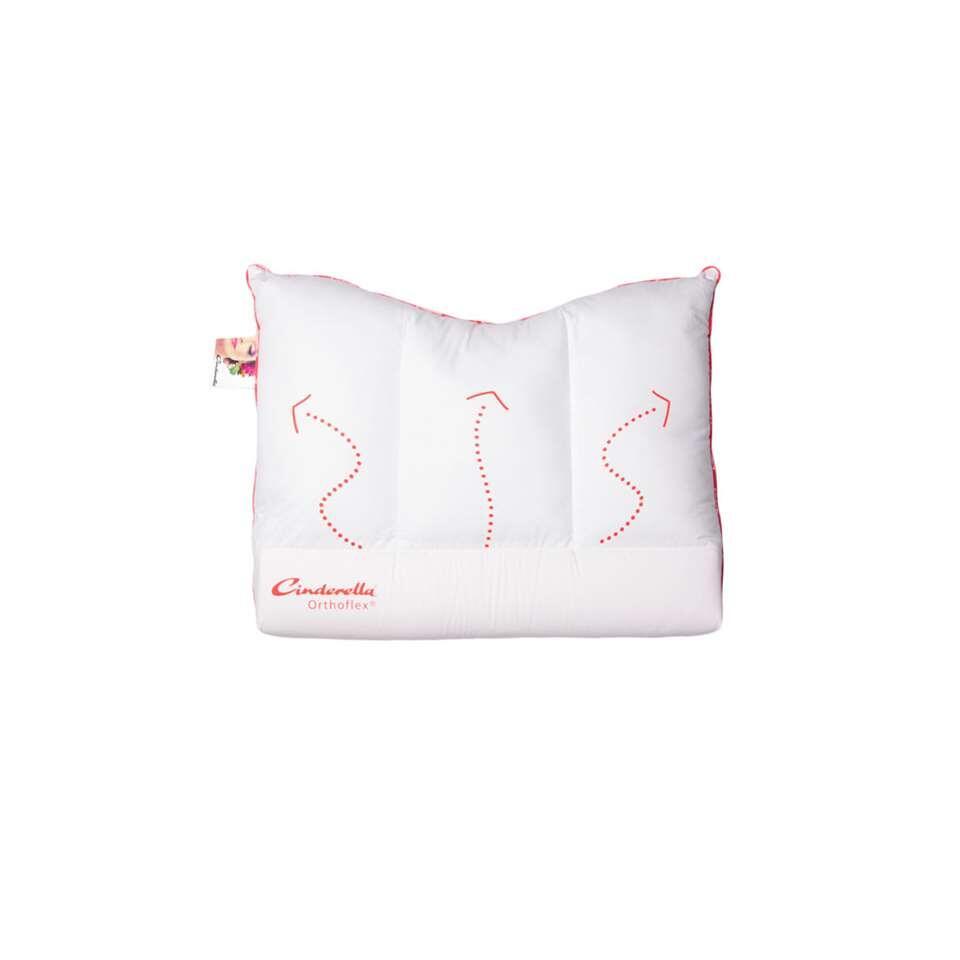 Cinderella hoofdkussen Orthoflex - Soft/Medium - 50x60 cm - Leen Bakker