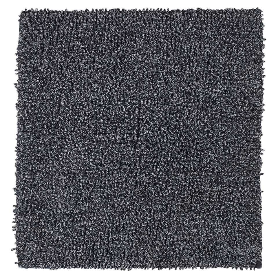 De Misto matten van Sealskin zijn gemaakt van Chenille, een extra zacht katoenen garen. Deze mat is grijs van kleur. De mat is wasbaar op 30 graden en kan in de wasdroger.