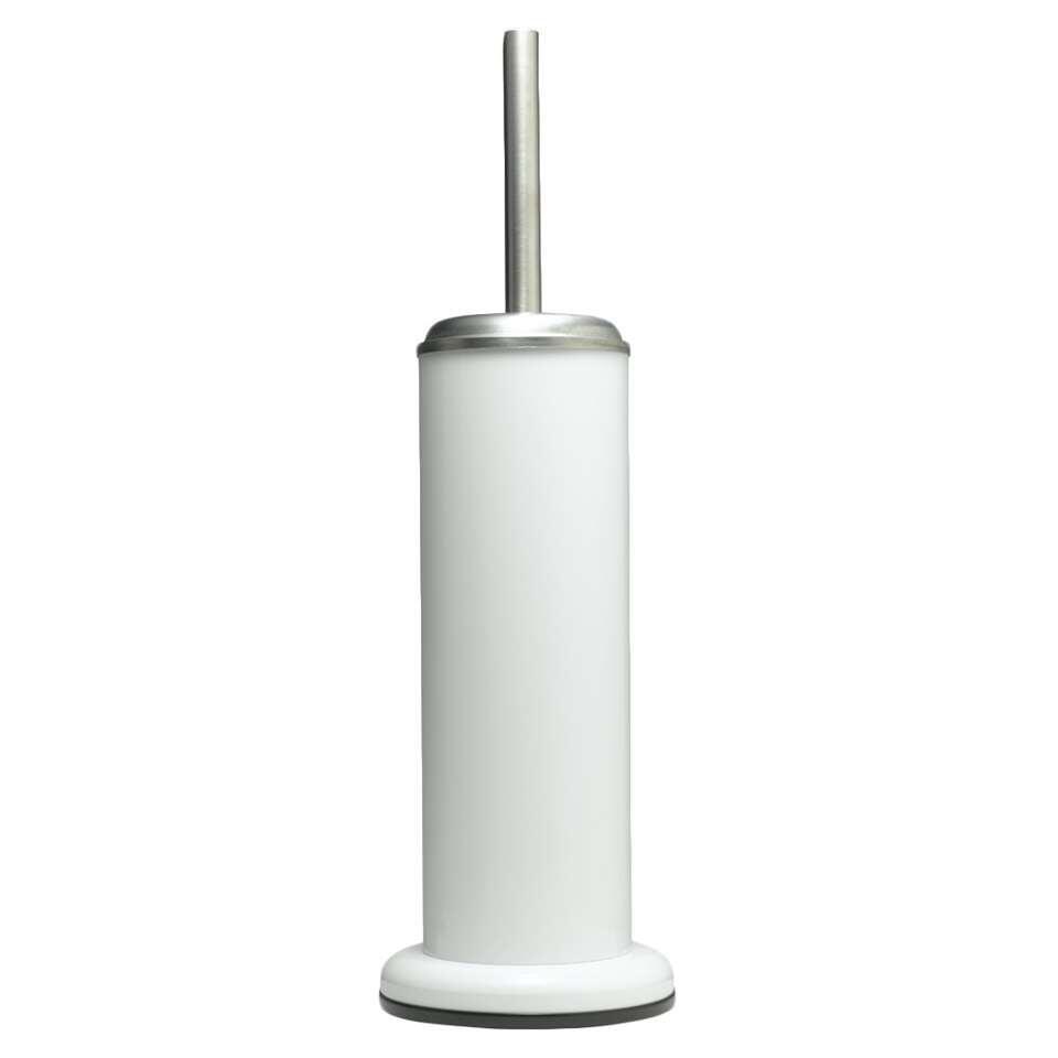 Sealskin toiletborstelgarnituur Acero - wit - 41x12,6x12,6 cm