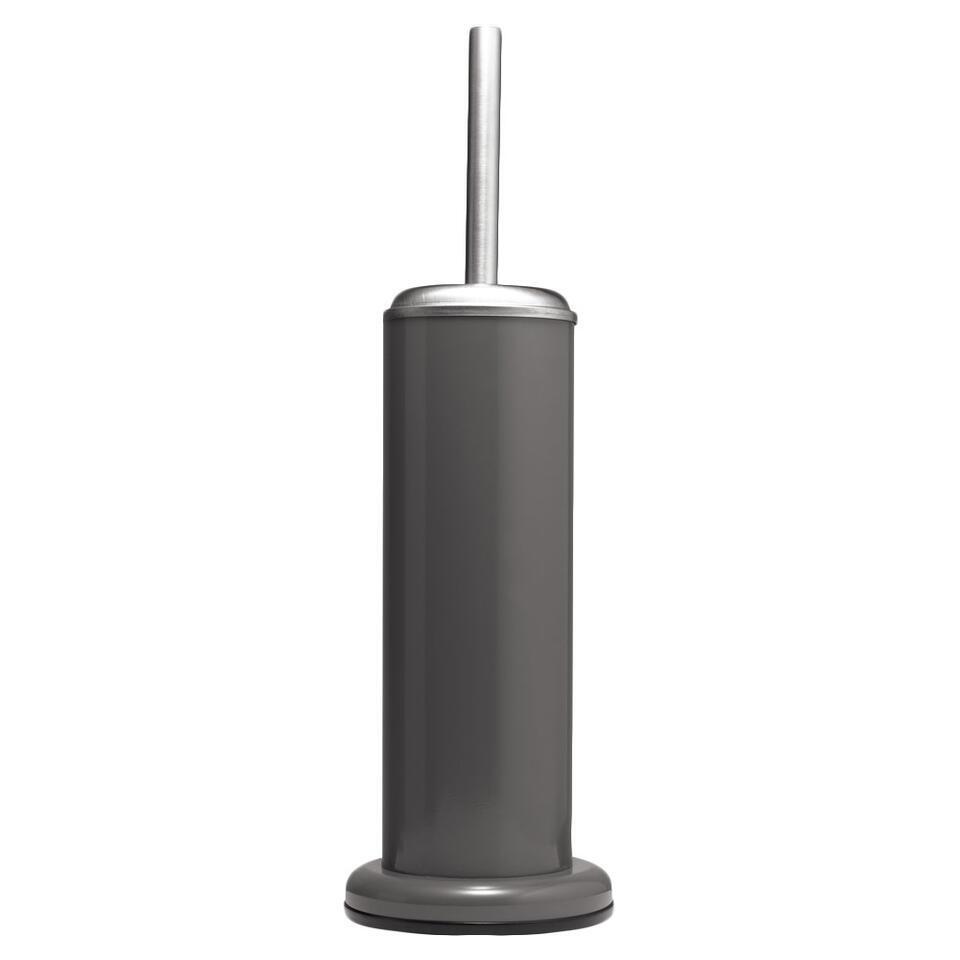 Sealskin toiletborstelgarnituur Acero - grijs - 41x12,6x12,6 cm