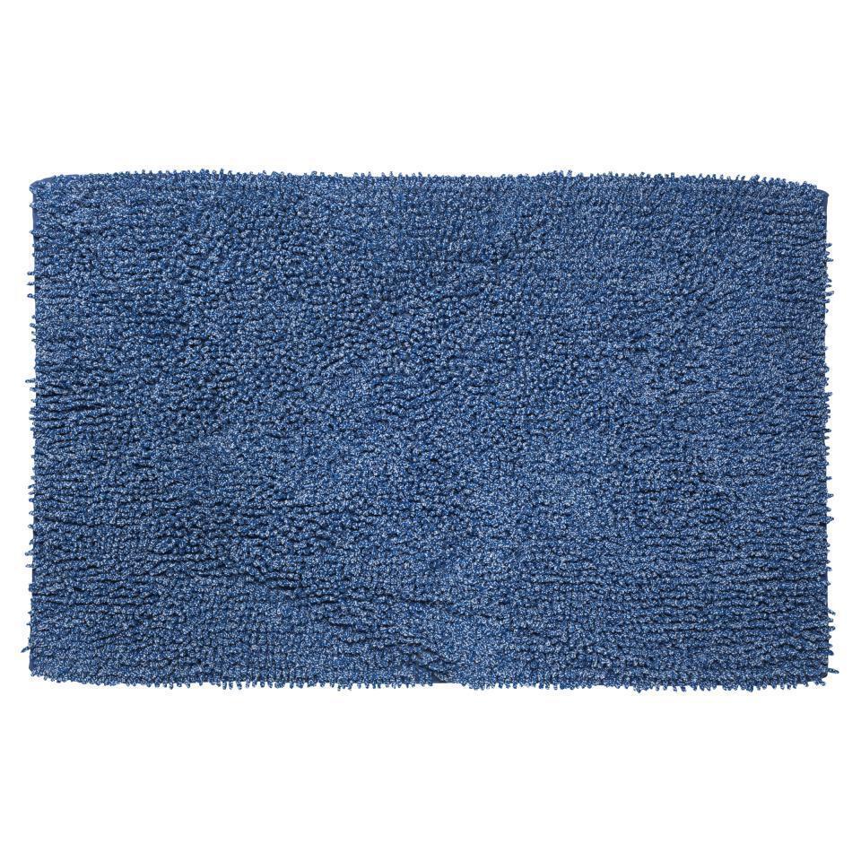 Sealskin badmat Misto - blauw - 60x90 cm - Leen Bakker