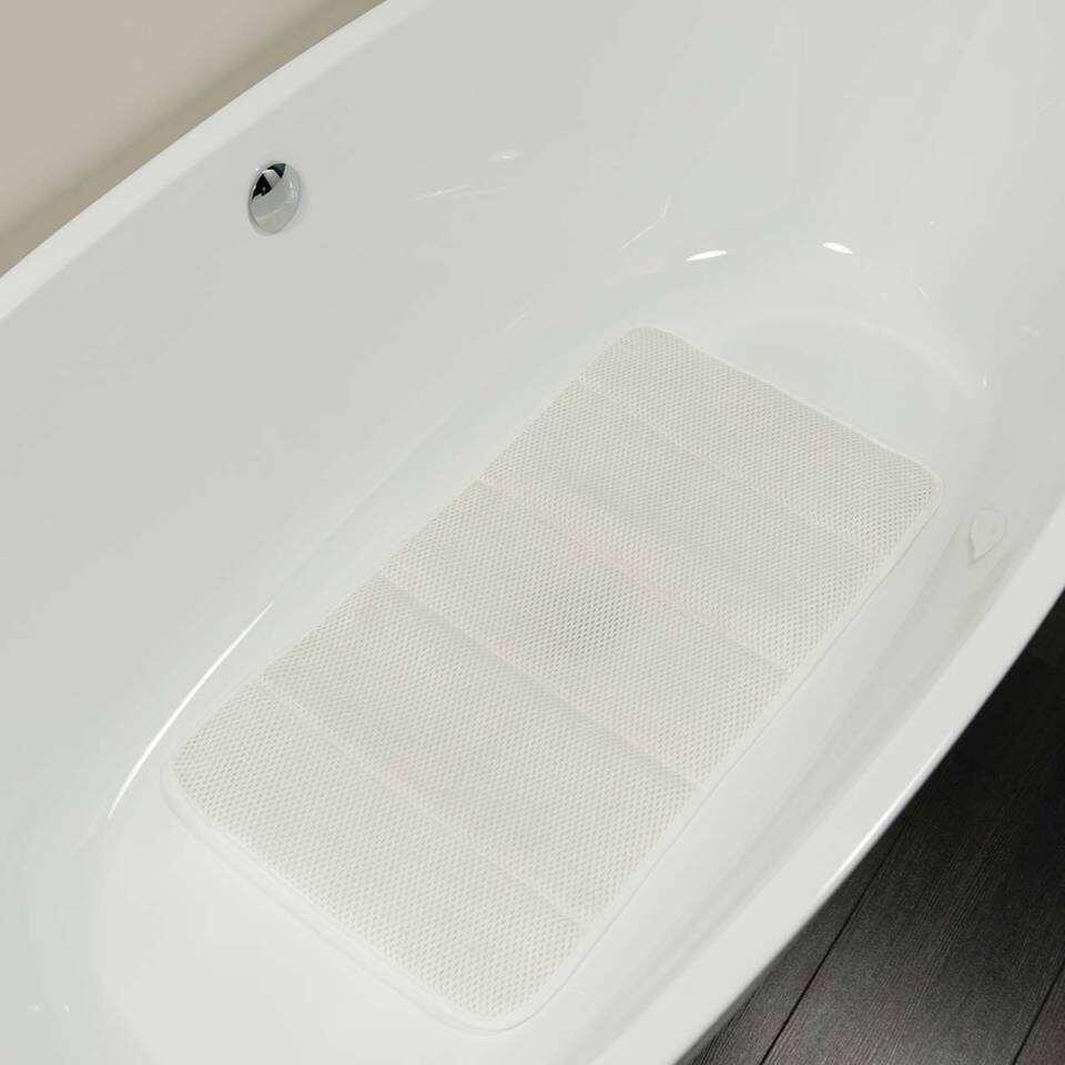 Sealskin veiligheidsmat Comfort Safety - wit - 39x79 cm - Leen Bakker