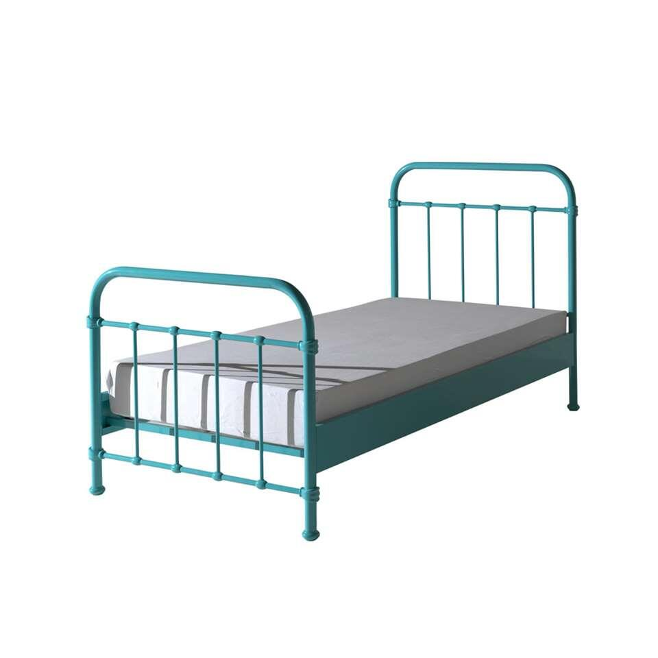 Vipack bed New York - mint - 90x200 cm