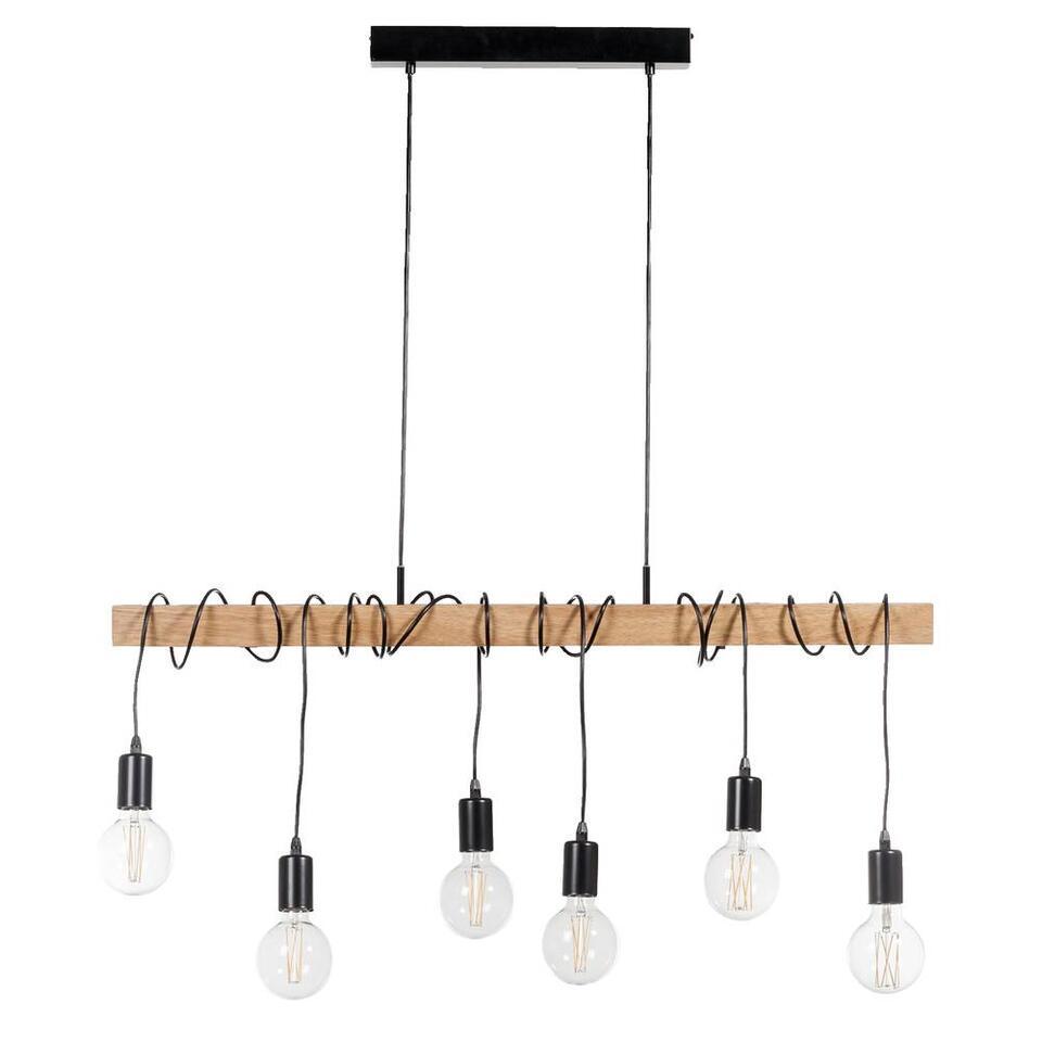 Hanglamp Townshend van EGLO is een hele leuke lamp voor trendy interieurs.