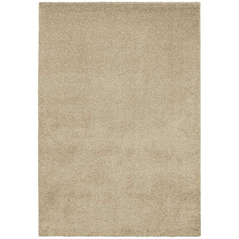 Vloerkleed Hayes - beige - 160x230 cm - Leen Bakker