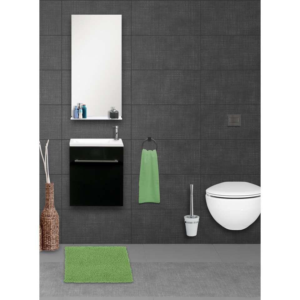 compleet badkamermeubel Differnz Zwart 81007674