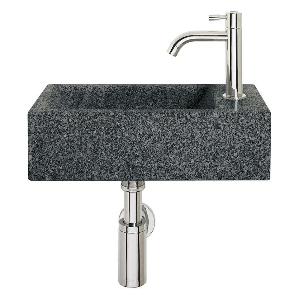 Differnz fonteinset Cheops - grijs graniet - Leen Bakker