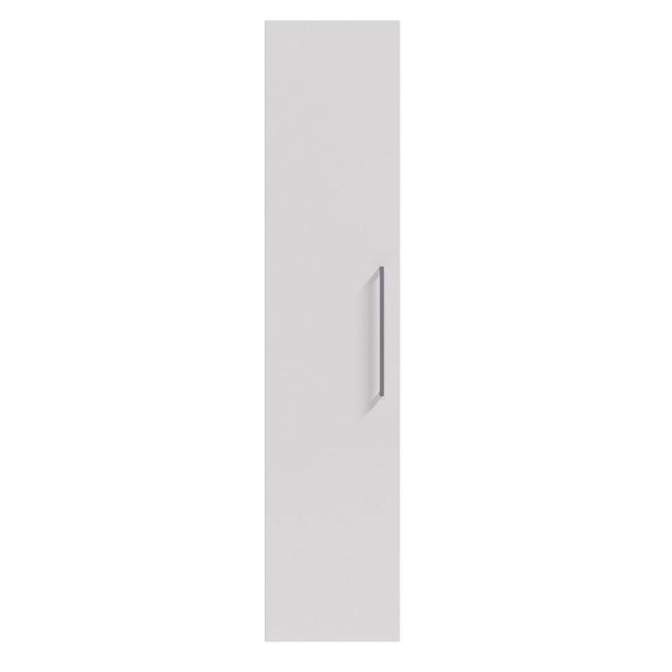 Bruynzeel kolomkast Luca - wit - 160x35x35 cm - Leen Bakker