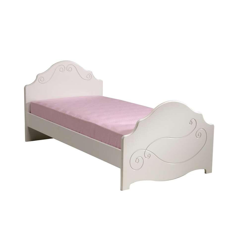 Bed Lilly - wit - 90x200 cm - Leen Bakker