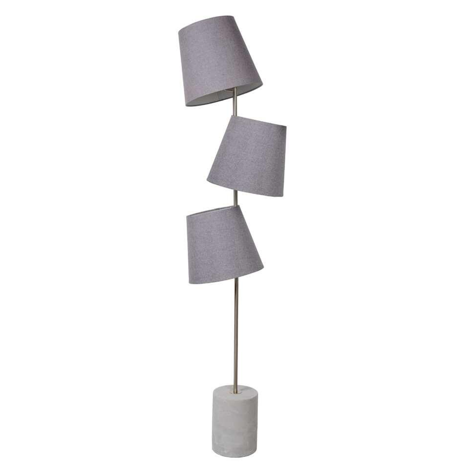 Lucide vloerlamp Arjan - taupe