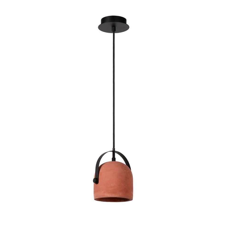 Lucide hanglamp Molio - bordeaux