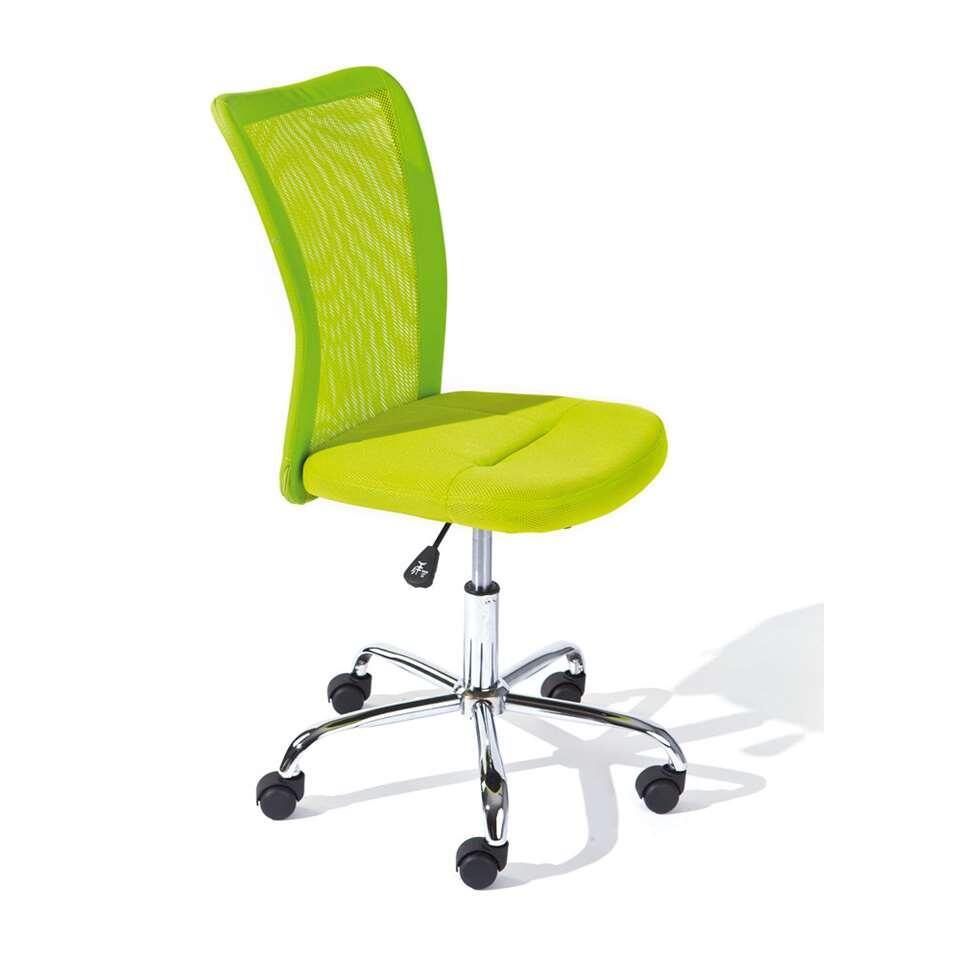 Bureaustoel Bonnie - groen - Leen Bakker
