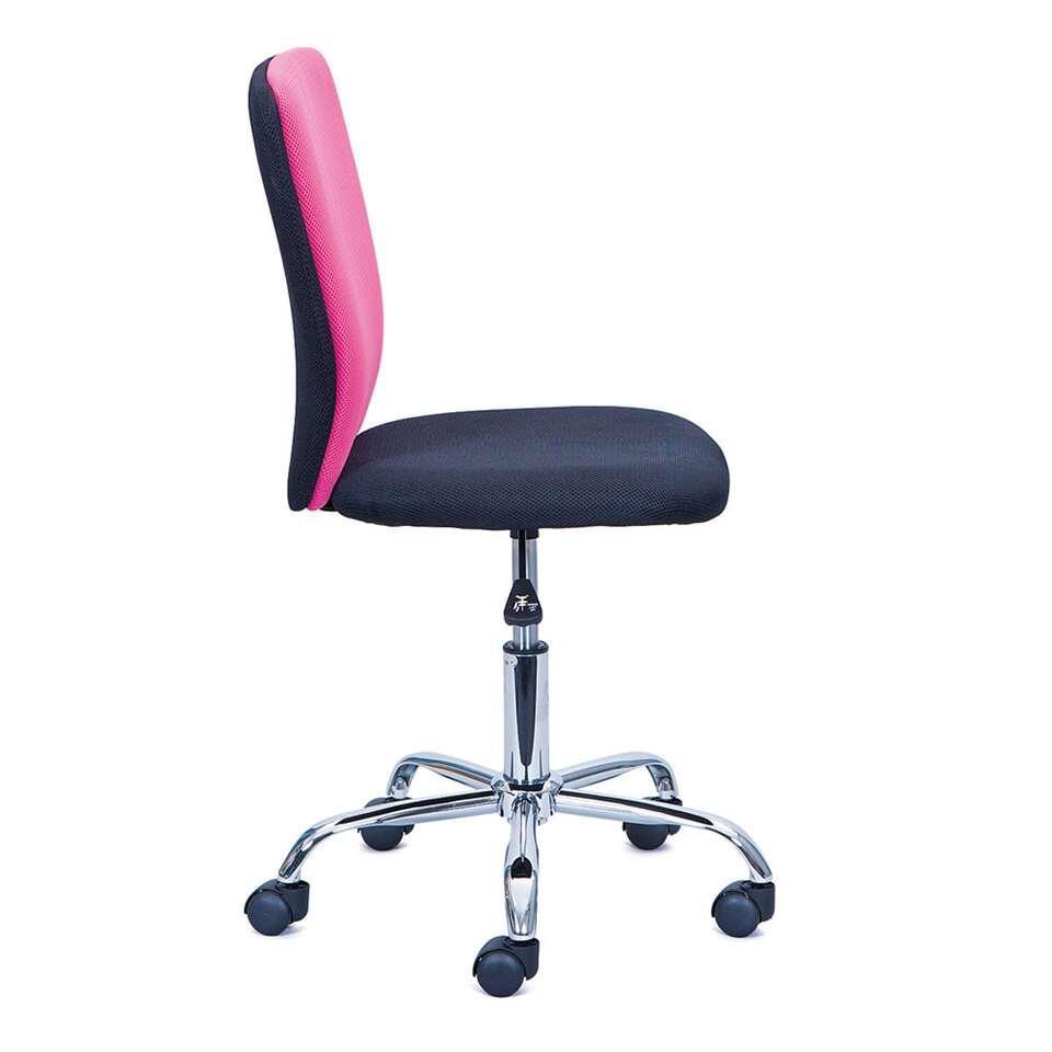 Bureaustoel Kind Roze.Bureaustoel Tunja Roze
