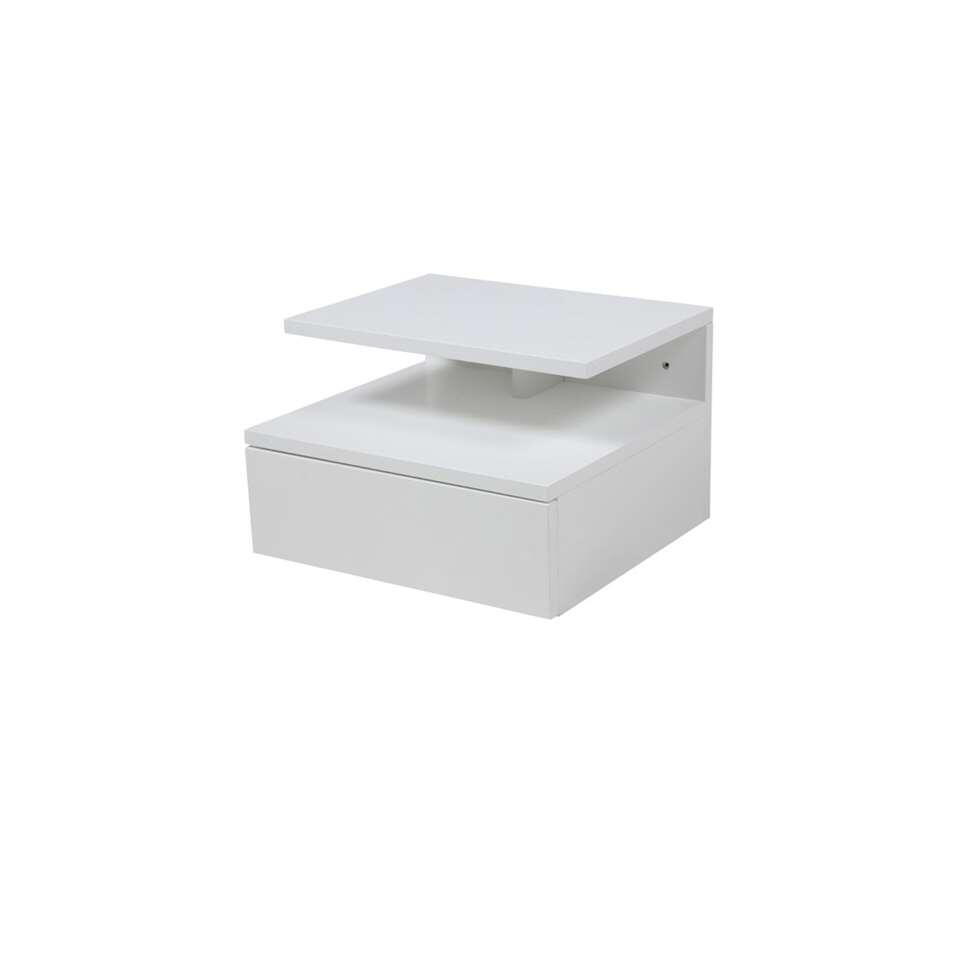 Table de nuit Granbo - blanc