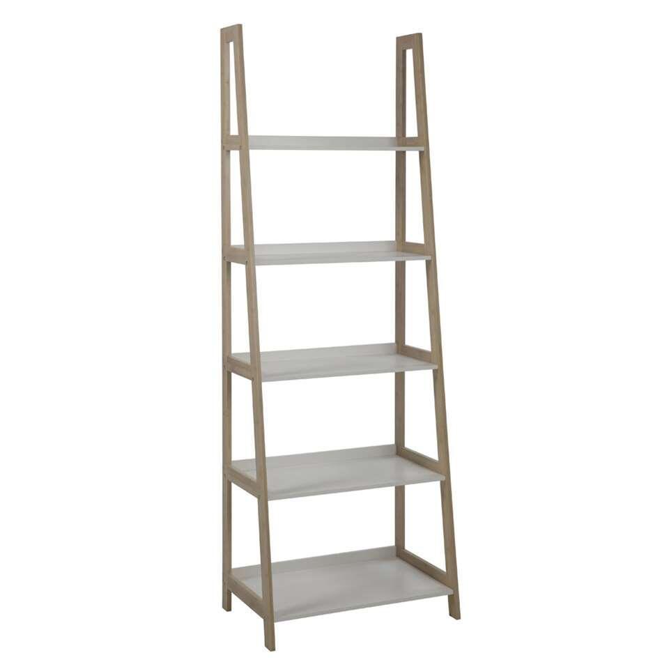 Boekenkast Edsele is een handige opbergkast die gezien mag worden. Deze kast komt prima tot zijn recht in een berging, maar staat in de woon- of slaapkamer of zelfs in de keuken ook op zijn plek.