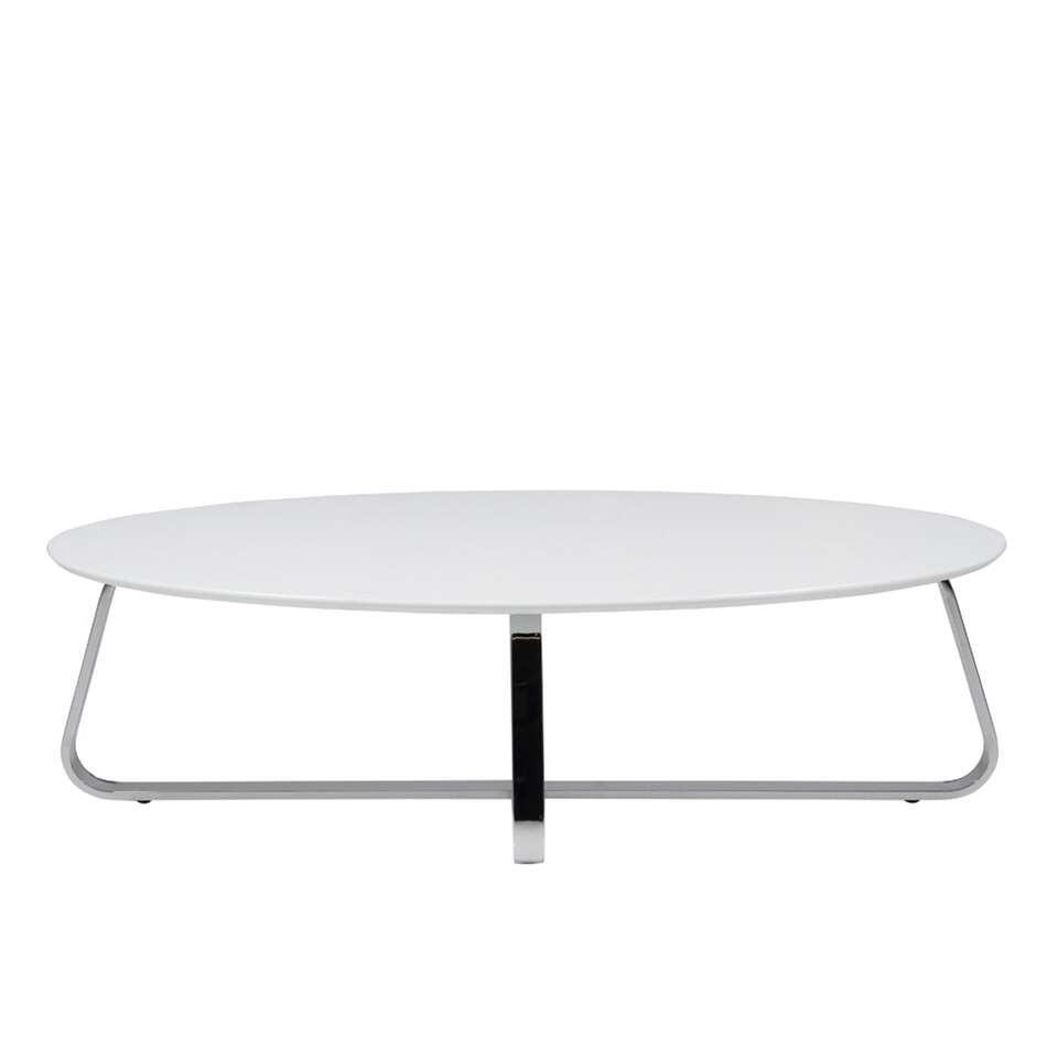 Salontafel Sunnet - wit - 35x120x60 cm - Leen Bakker