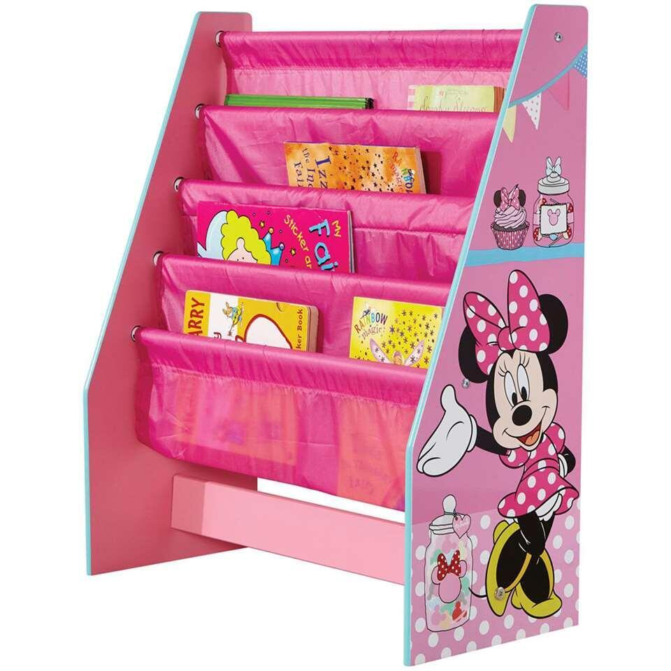 Disney Minnie Mouse opbergrek - roze