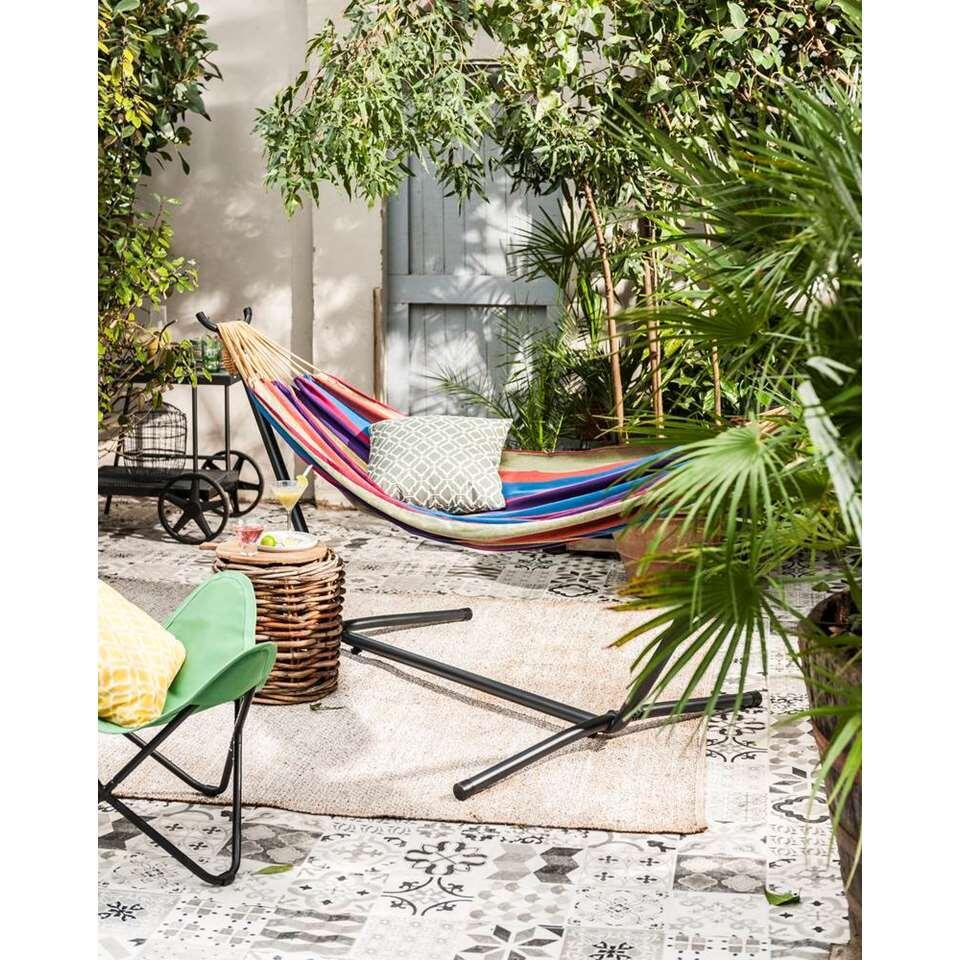Hangmat Standaard 200 Kg.Vivere Hangmat Met Standaard 2 Persoons Tropical