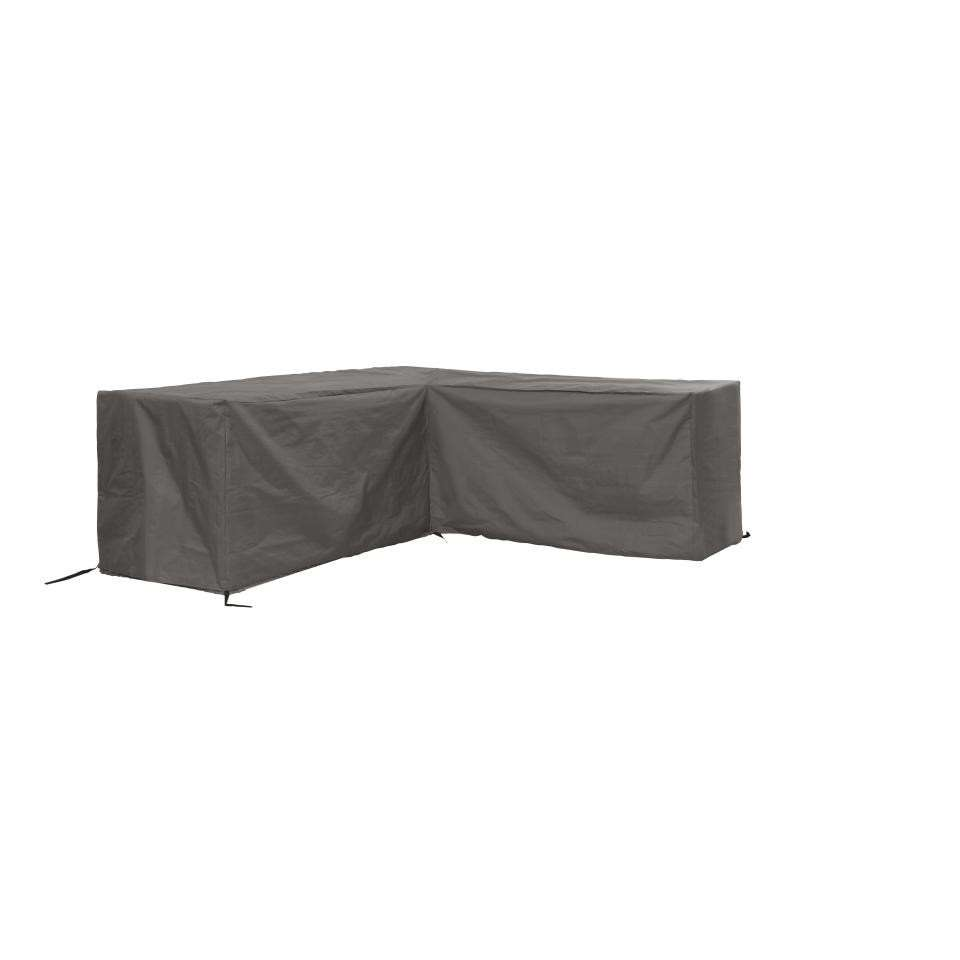 Outdoor Covers Premium hoes voor loungeset - L vormig - 250x90x70 cm - Leen Bakker
