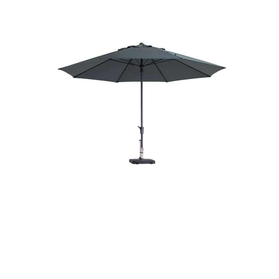 Madison parasol Timorluxe - grijs - Ø400 cm - Leen Bakker