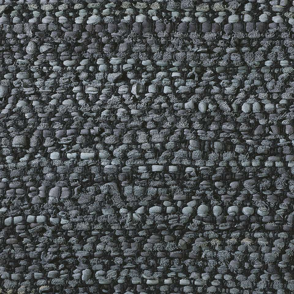 Brink & Campman vloerkleed 79905 Tribe - zwart - 160x230 cm - Leen Bakker