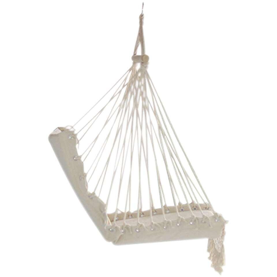 Hangstoel Of Hangmatstoel.Hangstoel Macrame 120x50x52 Cm