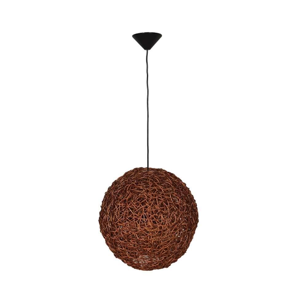 HSM Collection hanglamp rond - koper - Ø40x40 cm - Leen Bakker