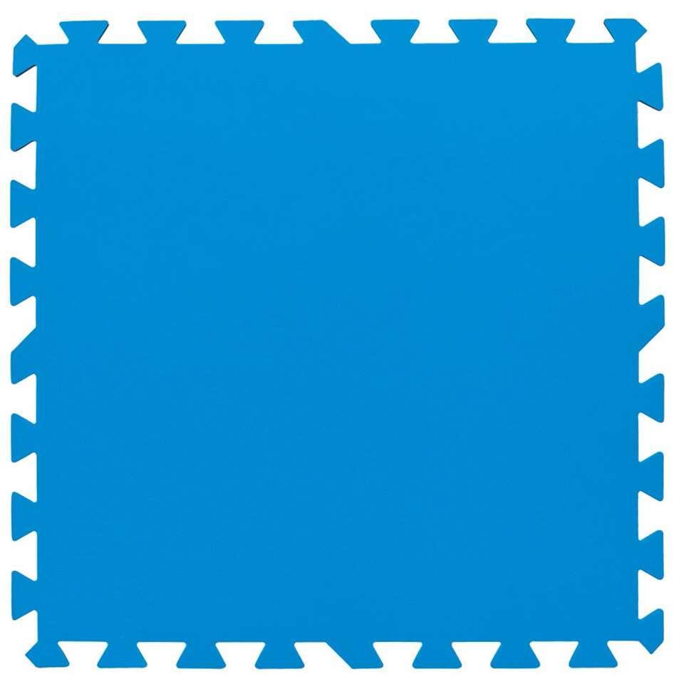 Bestway ondertegels voor zwembad - 50x50 cm - Leen Bakker