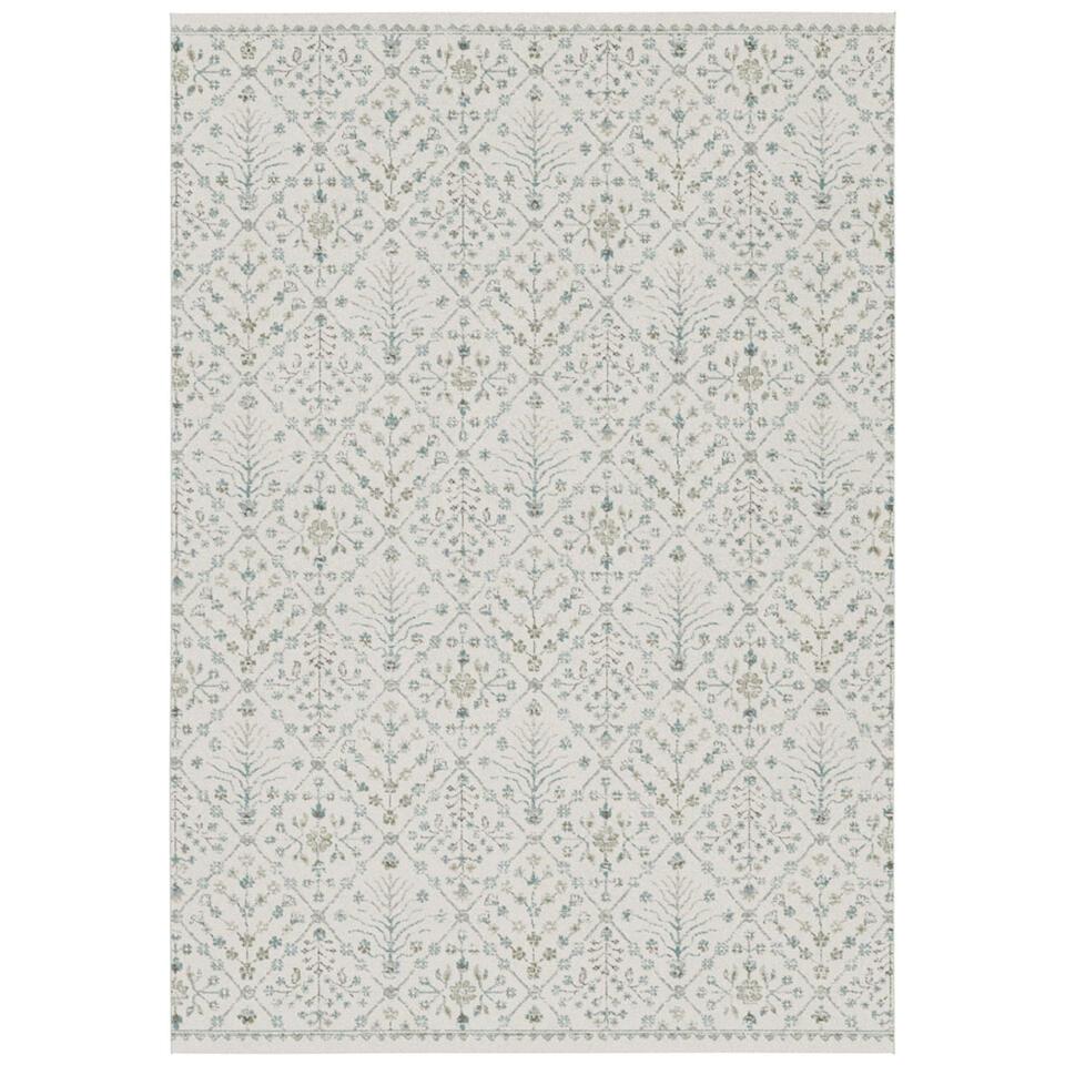 Vloerkleed Eloisa - beige - 160x230 cm