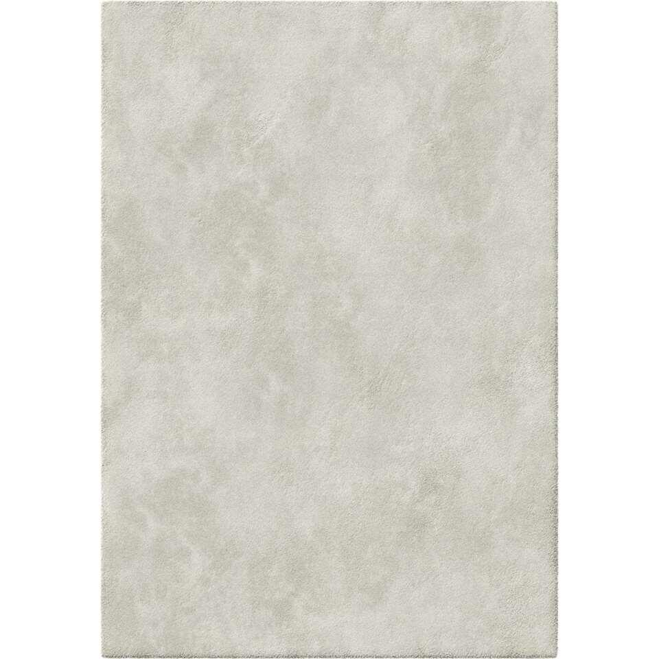 Vloerkleed Rotello - grijs - 160x230 cm - Leen Bakker