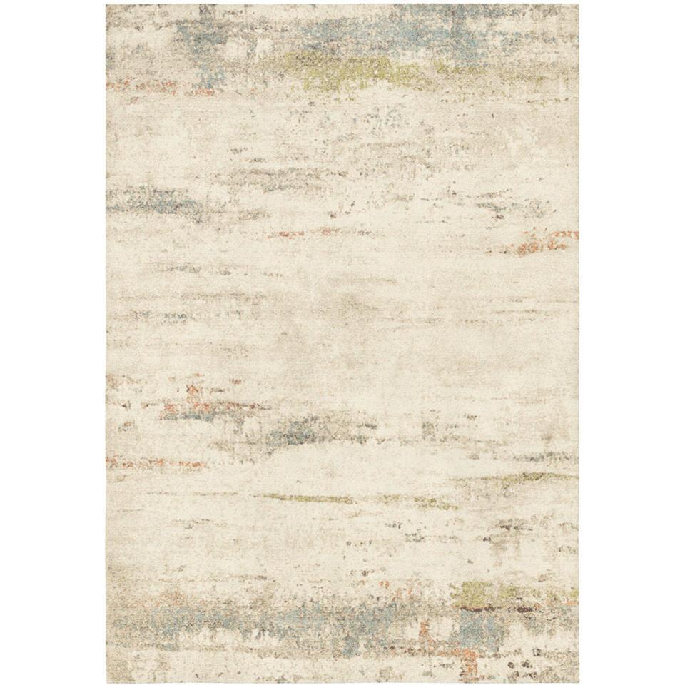 Vloerkleed Cerea - beige - 160x230 cm - Leen Bakker