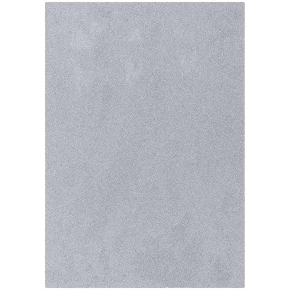 vloerkleed licht grijs
