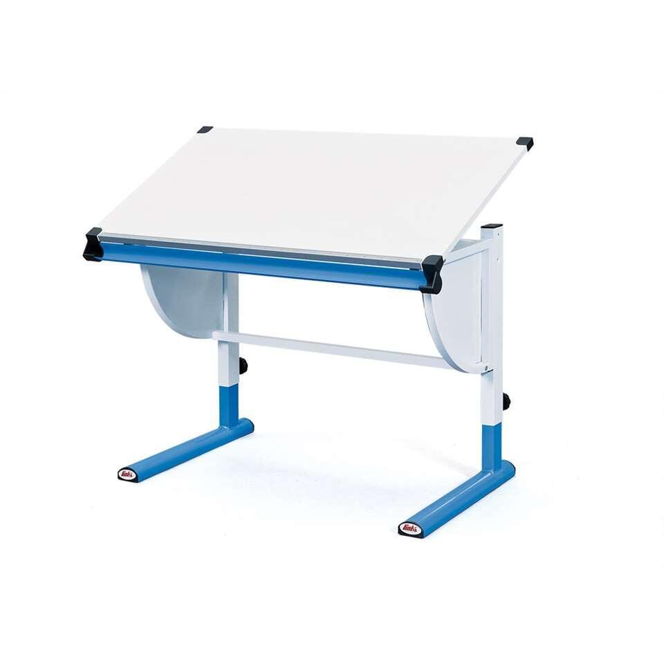 Bureau Cetrix - wit/blauw