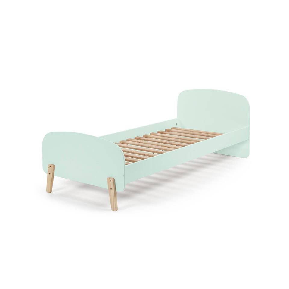 Vipack bed Kiddy - mintgroen - 72,5x95x205,5 cm