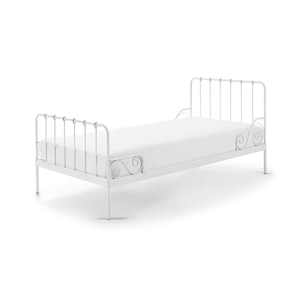 Vipack bed Alice - wit - 90x200 cm - Leen Bakker