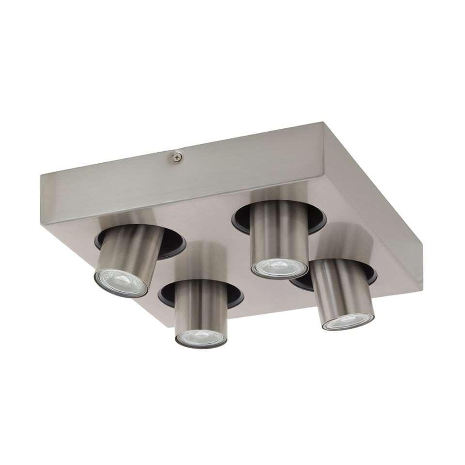 EGLO balkspot Robledo 1 4-lichts - staal