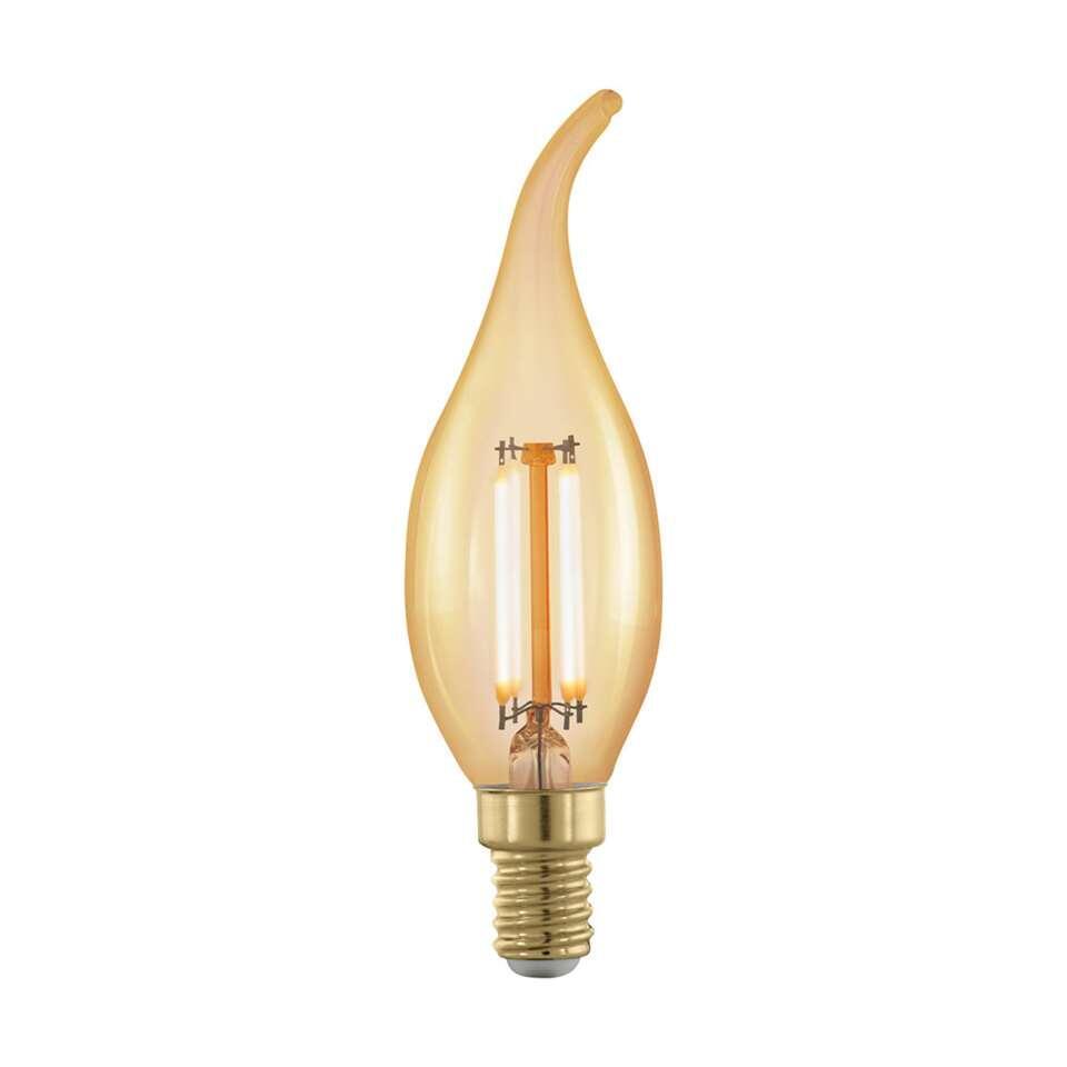 EGLO Golden Age dimbare LED tipkaarsvormlamp - 3,5 cm - Leen Bakker