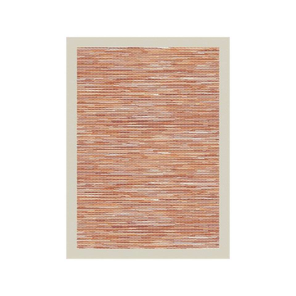 Vloerkleed Holt - rood - 240x290 cm - Leen Bakker