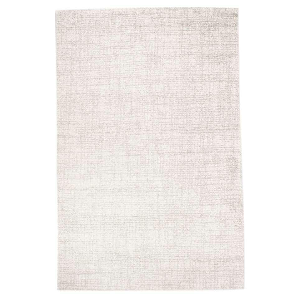 Vloerkleed Yate - cream - 160x230 cm - Leen Bakker