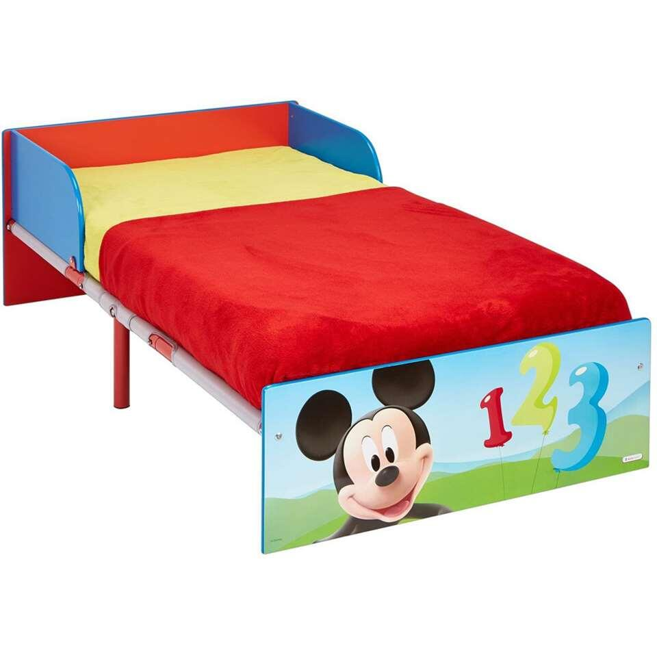 Disney Peuter Bed Mickey Mouse - 143x77x43 cm