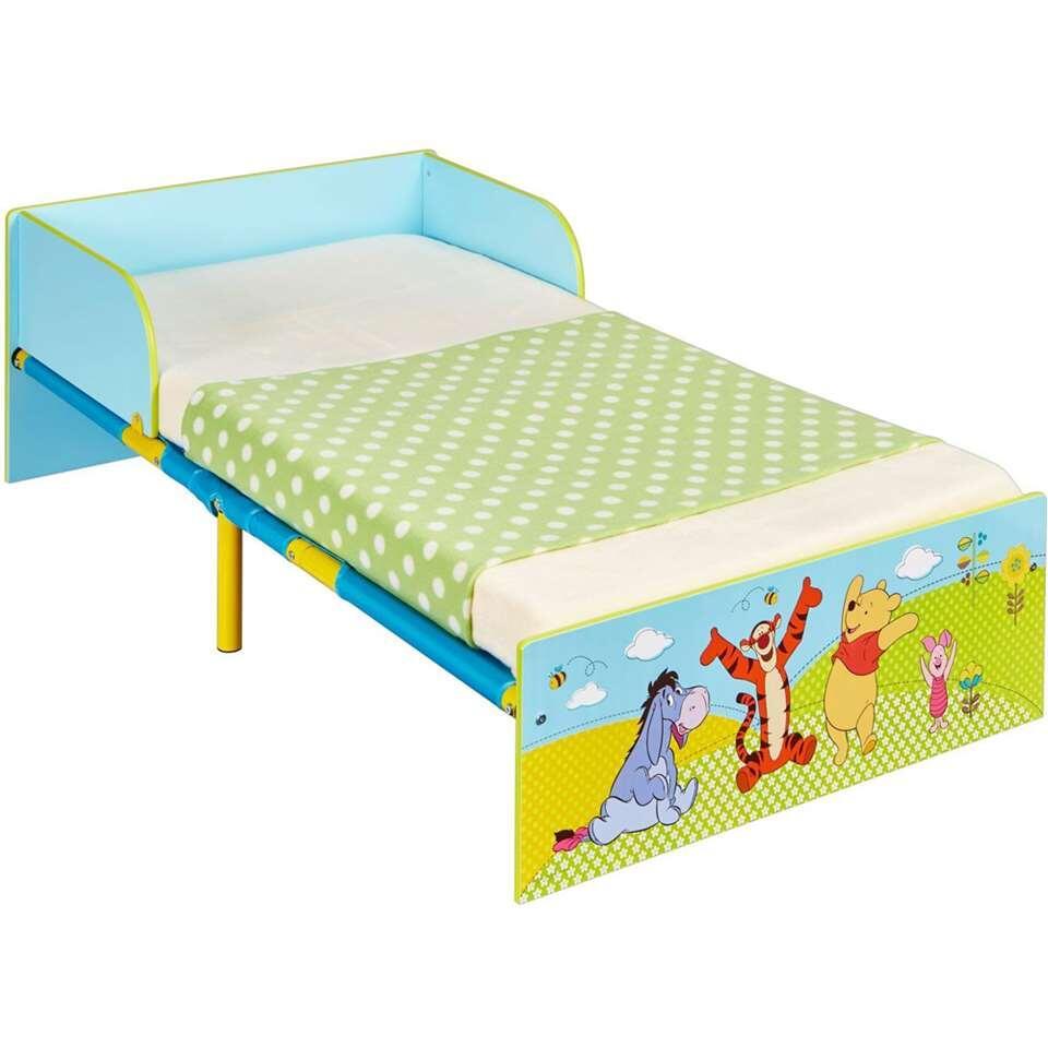 Disney Peuter Bed Winnie De Poeh - 143x77x43 cm - Leen Bakker