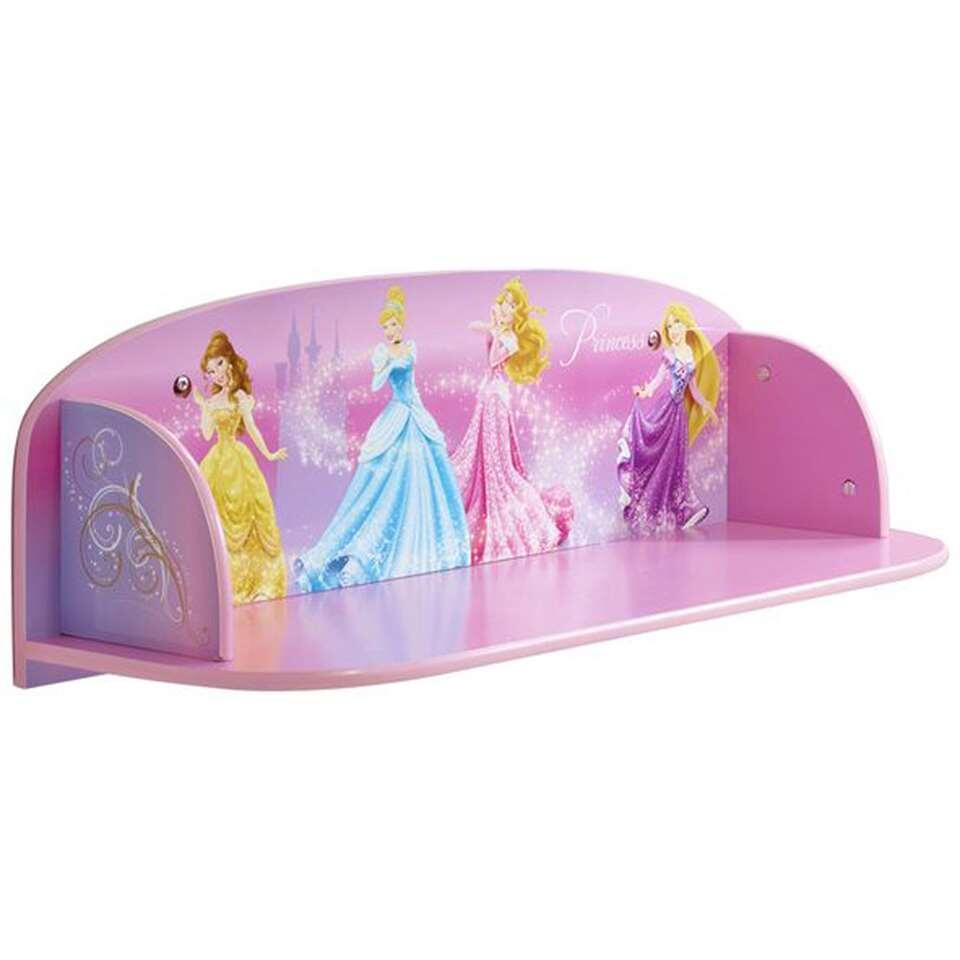 disney princess boekenplank roze