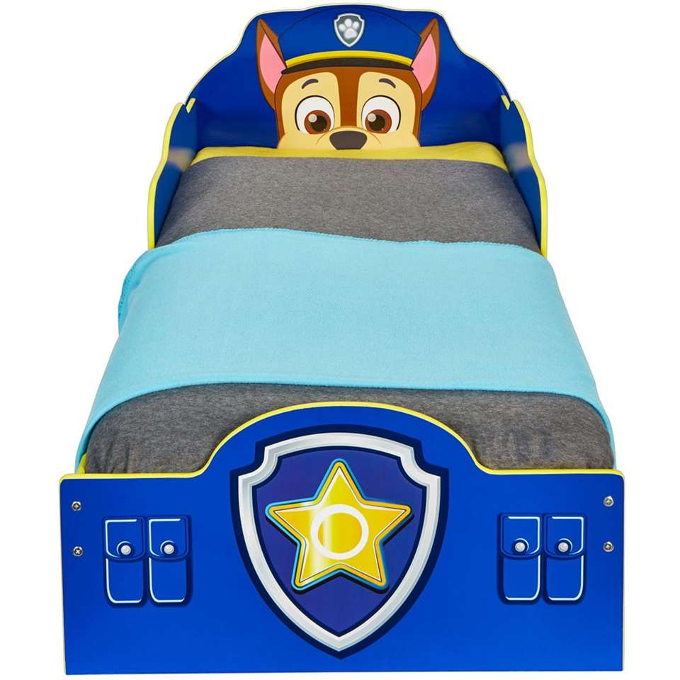 Bed Kind Paw Patrol - 145x77x68 cm - Leen Bakker