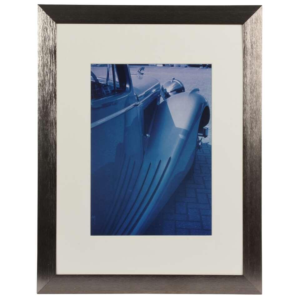 Henzo fotolijst Luzern - donkergrijs - 30x40 cm