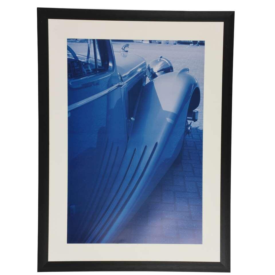 Fotolijst Luzern 50 x 70 cm in de kleur zwart van het merk Henzo is een strakke brede aluminium fotolijst voor ieder interieur. Past ook perfect in een zakelijke omgeving.