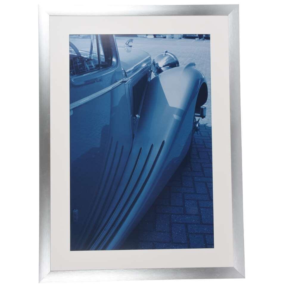 Henzo fotolijst Luzern - grijs - 50x70 cm - Leen Bakker