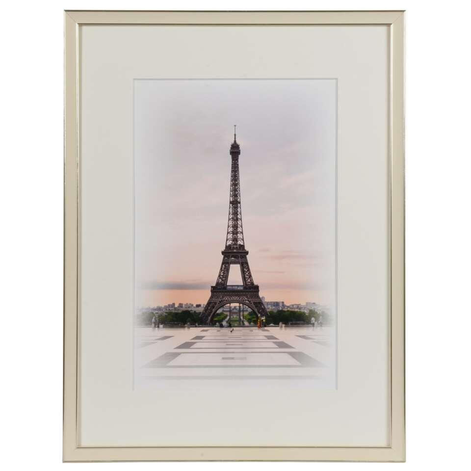 Henzo fotolijst Capital Paris - wit - 30x40 cm - Leen Bakker