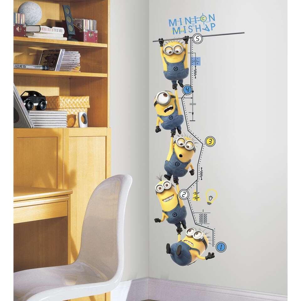 RoomMates muursticker Minions - 140x70 cm - Leen Bakker